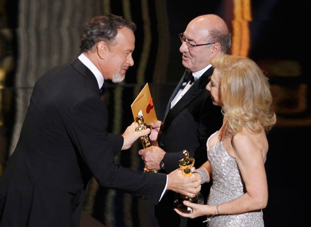 Oscar 2012 Winners