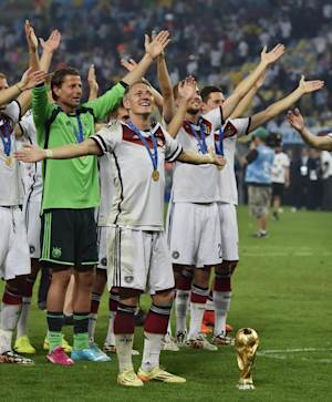 Germany players criticized over 'gaucho' dance