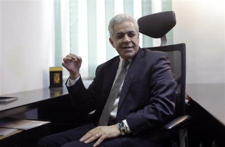 Egyptian leftist politician submits bid to run for president