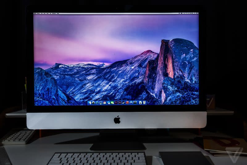 New 21.5-inch 4K iMac will reportedly launch next week