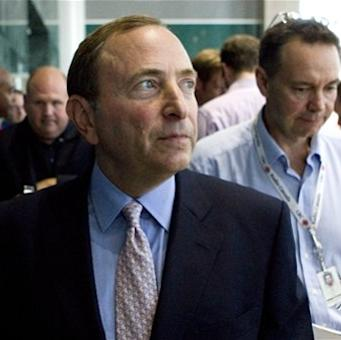 Bettman, NHL issue another proposal to players The Associated Press