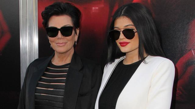 EXCLUSIVE: Like Mother, Like Daughter! Kylie Jenner Says She's a 'Mini Kris Jenner'
