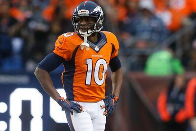 Emmanuel Sanders returns to practice, hamstring injury not a concern for fantasy owners