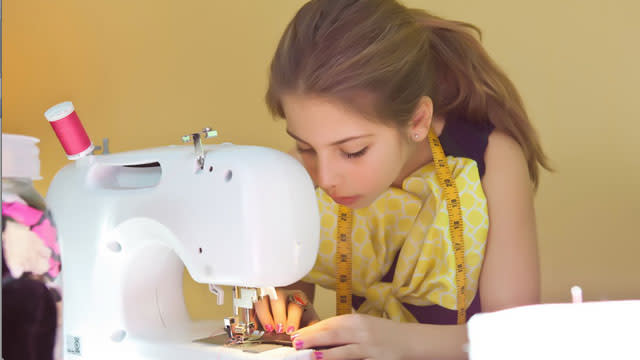 13-Year-Old Fashion Designer Cecilia Cassini