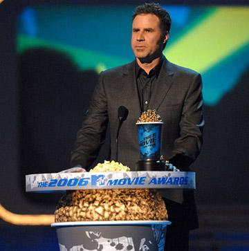 Will Ferrell MTV Movie Awards - 6/3/2006