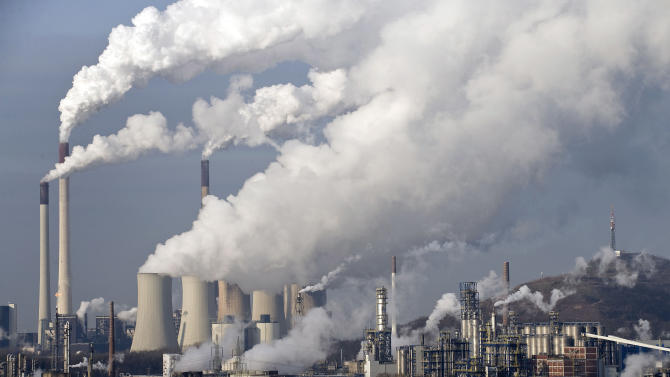 Climate panel: warming 'extremely likely' man-made