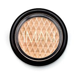 Iman Luxury Eye Shadow in White Gold