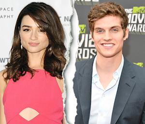 Crystal Reed, Daniel Sharman Break Up: Teen Wolf Costars Split
