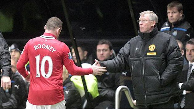 Premier League - Fergie ready to address Rooney rumours