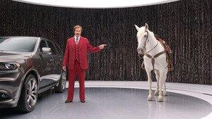 "Ron Burgundy Anchors New 2014 Dodge Durango Advertising Campaign in Unique Partnership with Dodge Brand and Paramount Pictures Upcoming Film ""Anchorman 2: The Legend Continues"""