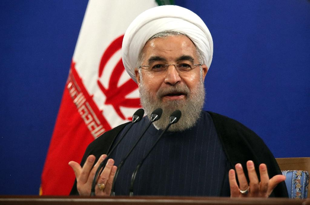 Iran's Rouhani urges patience over opposition leaders