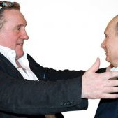 Gerard Depardieu Compares Vladimir Putin to Pope John Paul II