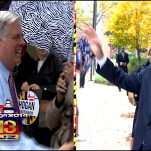 Md. Candidates For Governor Take Their Messages Around The State