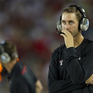RADIO: Kliff Kingsbury on Red Raiders football