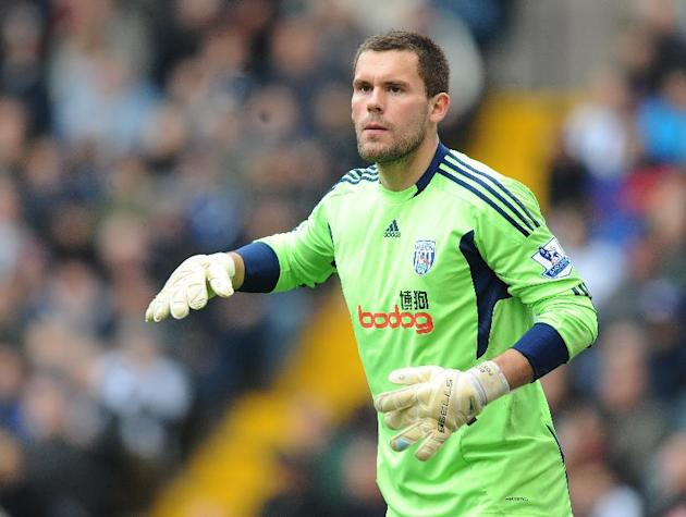 West Brom are still keen on signing Ben Foster