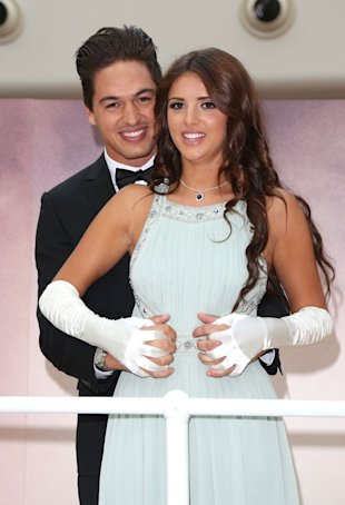 WATCH: TOWIE's Lucy Mecklenburgh Reveals Most Romantic Thing Mario Has Done