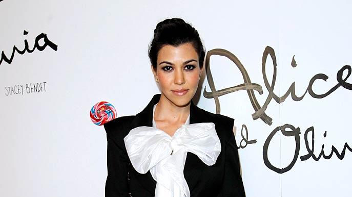 Kardashian Kourtney Alice Olivia