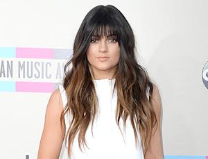 Kylie Jenner Debuts New Bangs at American Music Awards 2013: Picture