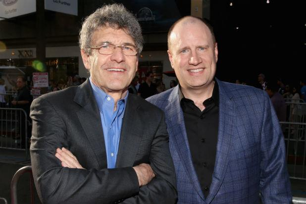 Marvel's Kevin Feige to Report to Disney Studios Chairman Alan Horn in Restructuring