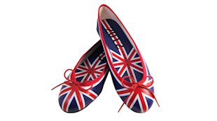 Kate Middleton's Olympic Shoes