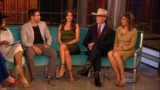 The Cast of Dallas!