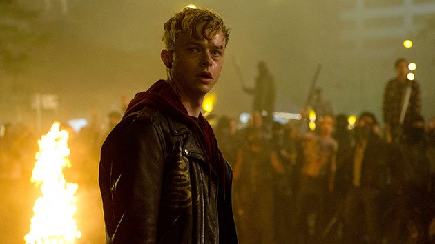 Dane DeHaan in 'Metallica Through the Never'