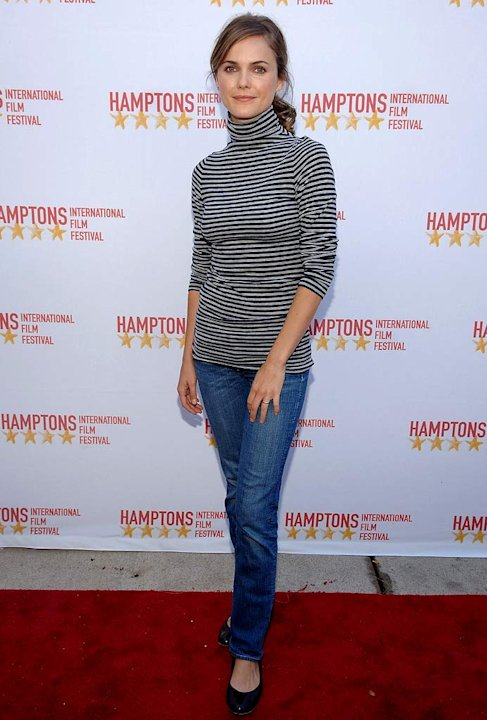 Keri Russell attends the Hamptons Film Festival - The HIFF GSA Awards.