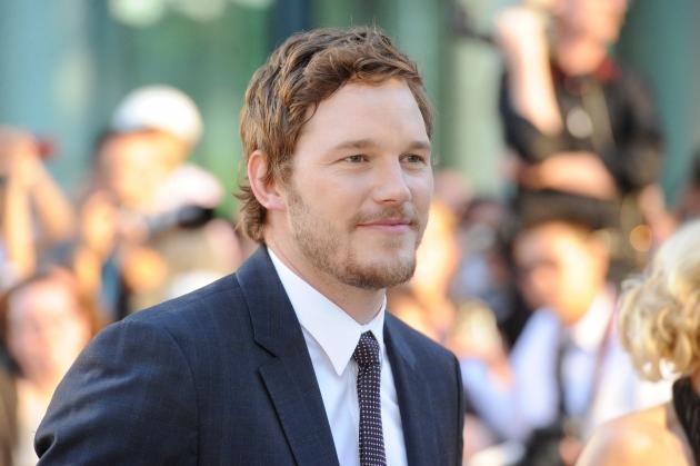 Chris Pratt arrives at 'Moneyball' Premiere at Roy Thomson Hall during the 2011 Toronto International Film Festival on September 9, 2011 in Toronto  -- Getty Images