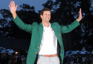 Adam Scott | Photo Credits: Jewel Samad/AFP