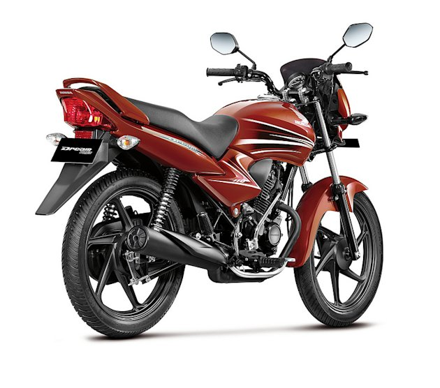 Bikers Delight Honda Dream Yuga 110cc