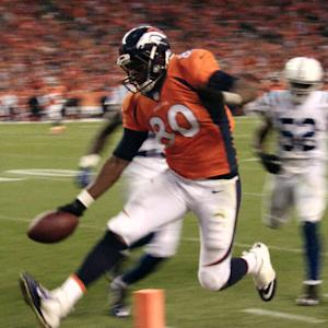 Denver Broncos tight end Julius Thomas: I want to be the guy they count on