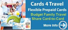 Tours.com Announces Partnership With FlexClear Prepaid MasterCard(R) for Everyday Uses, Including Travel