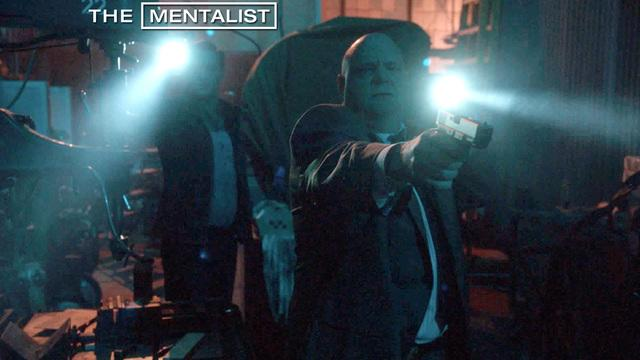 The Mentalist - Gravely Mistaken