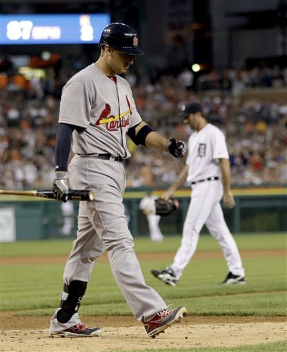 Verlander, Tigers hold off Cardinals 6-3