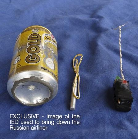 Was this the Bomb that Blew Up the Plane