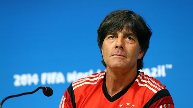 Germany Training & Press Conference - 2014 FIFA World Cup Brazil