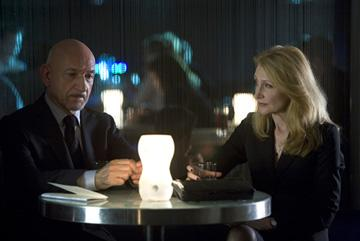 Ben Kingsley and Patricia Clarkson in Samuel Goldwyn Films' Elegy