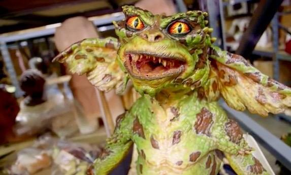 Adopt a Gremlin: Special-effects wiz auctioning off movie treasures