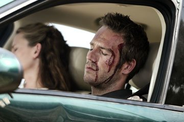 Jennifer Garner and Michael Vartan ABC's Alias