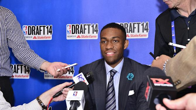 Hats will be changing on NBA draft night