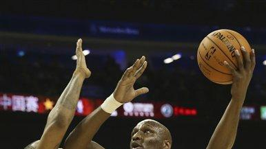 Clippers beat Heat in Shanghai