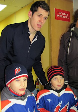 Evgeni Malkin Embracing Rare 'special' Chance To Play At Home In Russia