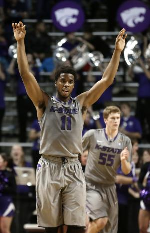K-State turns back No. 25 Oklahoma 72-66