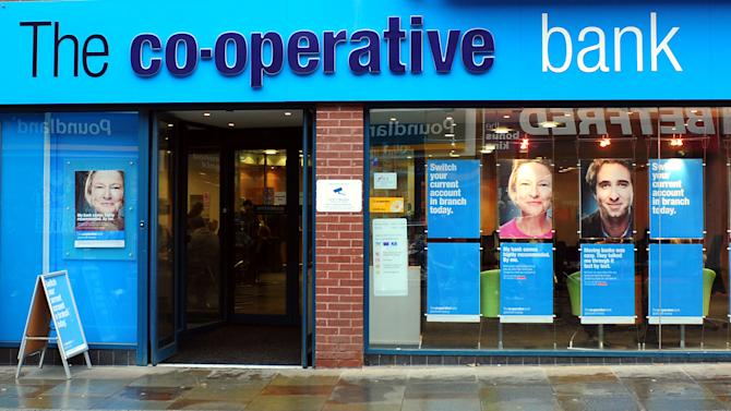 Co-operative Bank deal