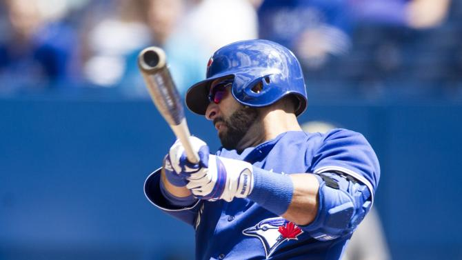 Blue Jays overcome 2 more HRs by Reddick, top A's