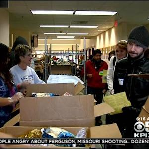 Cool School: San Jose Students Prepare Turkey Dinner For Less Fortunate