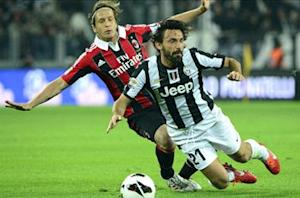 Juventus 1-0 AC Milan: Vidal edges Bianconeri ever closer to title