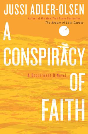 "This book cover image released by Dutton shows ""A Conspiracy of Faith,"" by Jussi Adler-Olsen. (AP Photo/Dutton)"