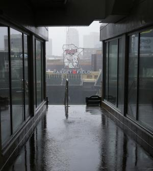Tigers, Twins have differing views of rainout