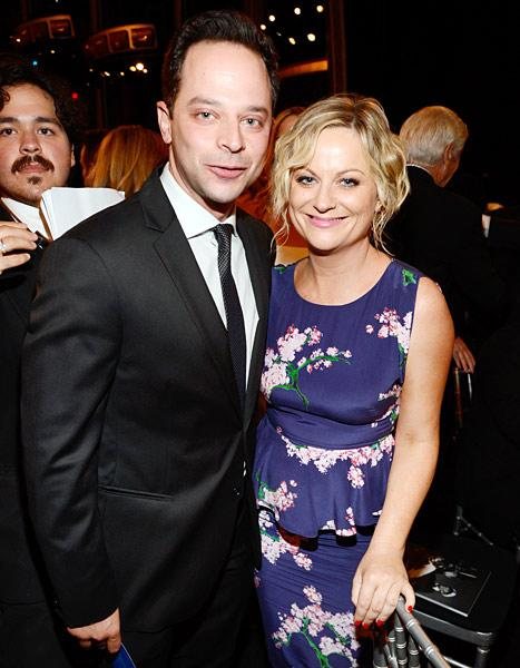 Amy Poehler, Nick Kroll Make Public Debut as Couple